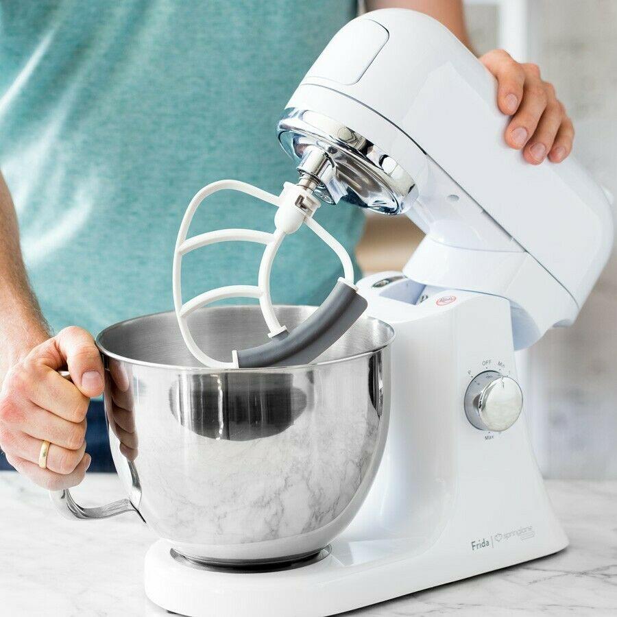Springlane Kitchen Küchenmaschine 1000 Watt inkl. Zubehör & Versandkostenfrei