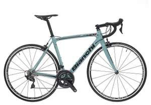Rennrad Bianchi Sempre Pro (Carbon, Ultegra Compact) - MBS-Special Edition - 2018