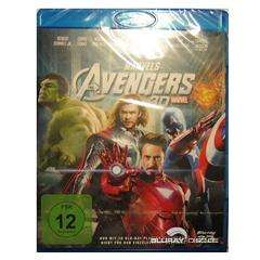 Marvel's The Avengers [3D only Blu-ray] - mediaran.de