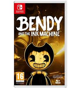 Bendy and the Ink Machine (Switch) für 23,06€ (Amazon FR)