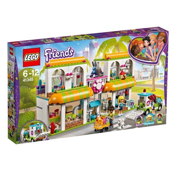 LEGO Friends - Heartlake City Haustierzentrum (41345) (seltene Sets)