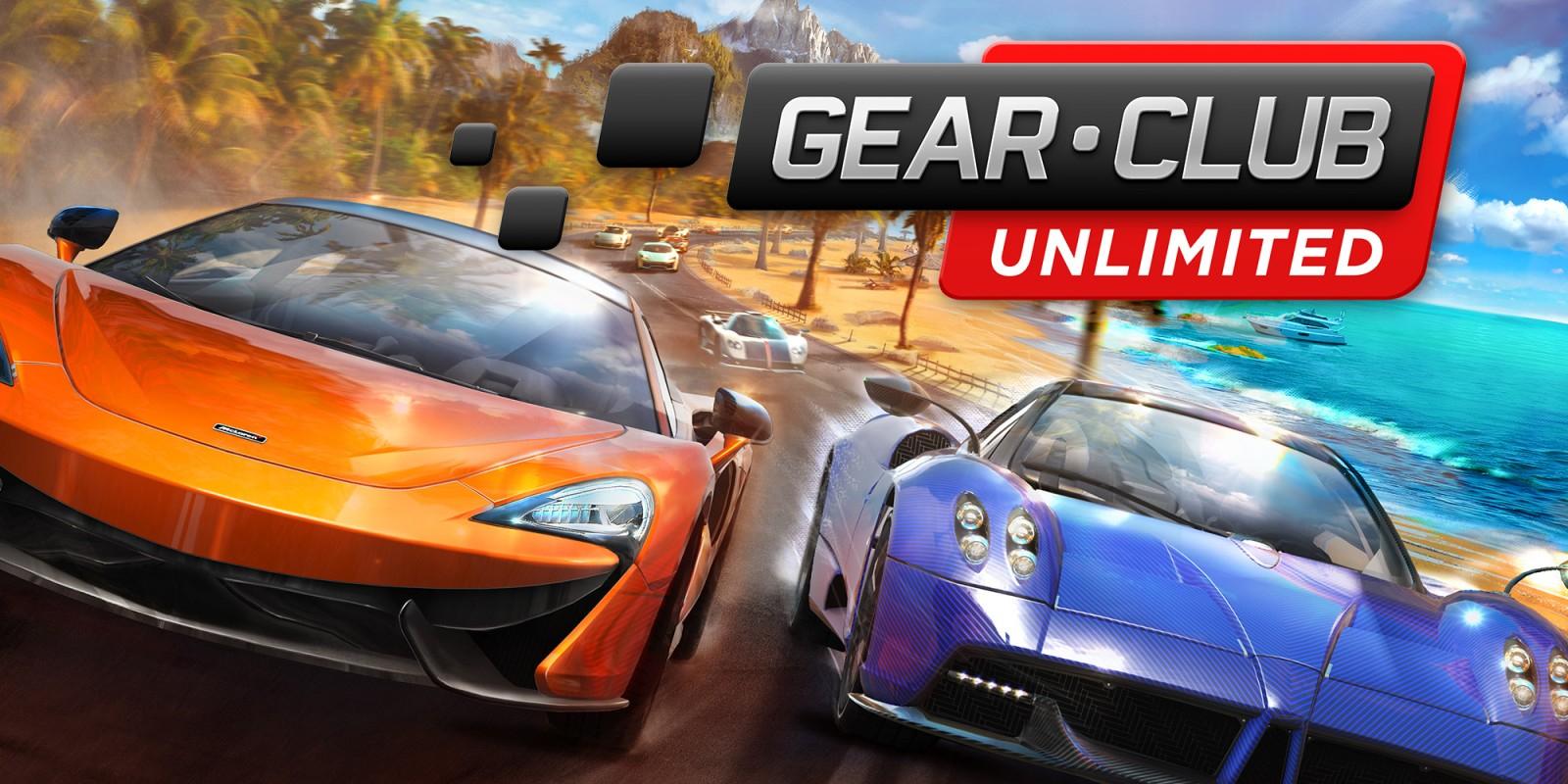 Gear.Club Unlimited - Nintendo Switch [Nintendo eShop]