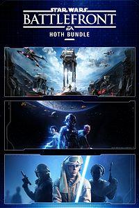 Star Wars Battlefront: Hoth Bundle (Xbox One) Star Wars Battlefront II + Star Wars Battlefront und DLC für 9,90€ (Xbox Store)