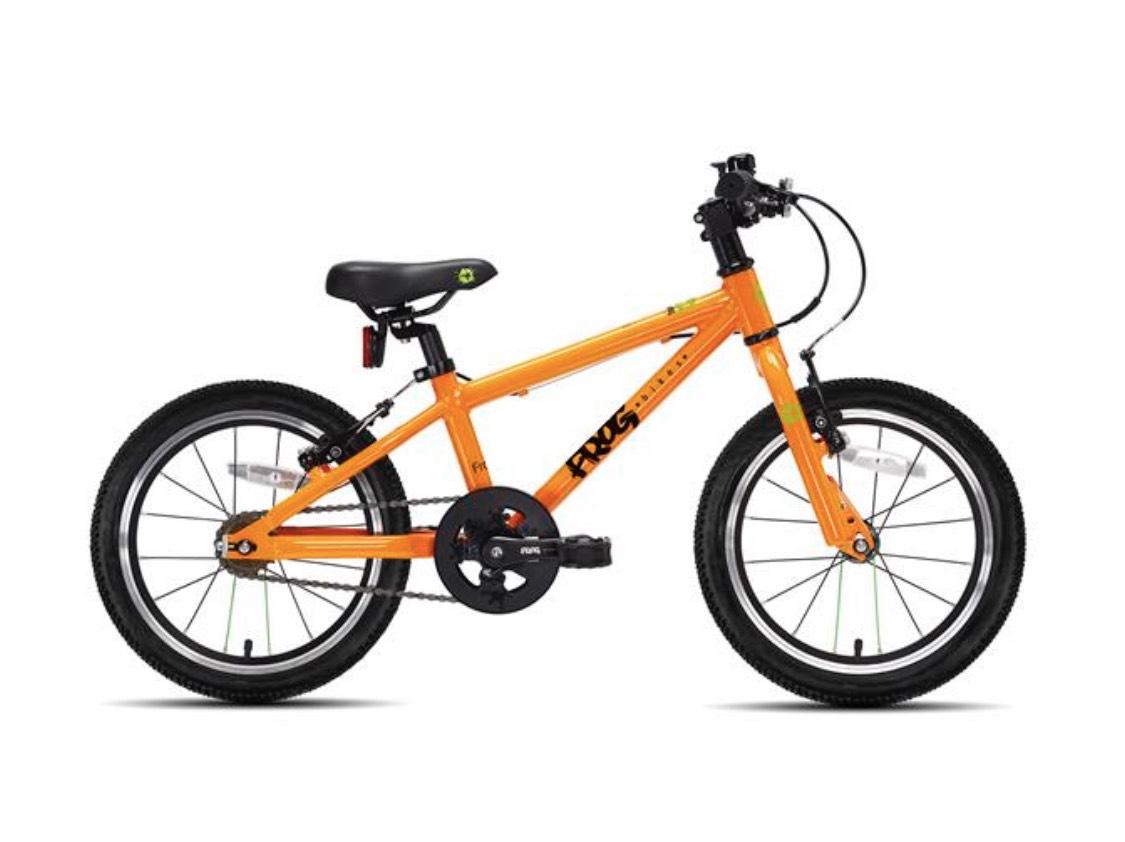 Frog Bike 48 leichtes Kinderfahrrad 16 Zoll