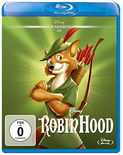 Robin Hood Disney Classics Collection (Blu-ray) für 6,93€ (Amazon Prime & Real)
