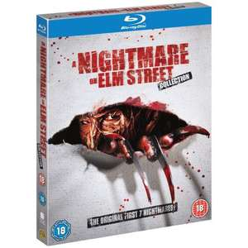 Blu-Ray - Nightmare On Elm Street 1-7 (5 Discs) für €24,25 [@Amazon.co.uk]