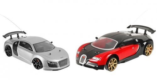 RC Driftcar Audi R8 oder Bugatti Veyron im Maßstab 1:14 für 16,91 € [@ebay.de] via Paypal