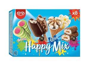 Langnese Eis - Summer Mix / Happy Mix Packung bei [Lidl] ab 25.04.