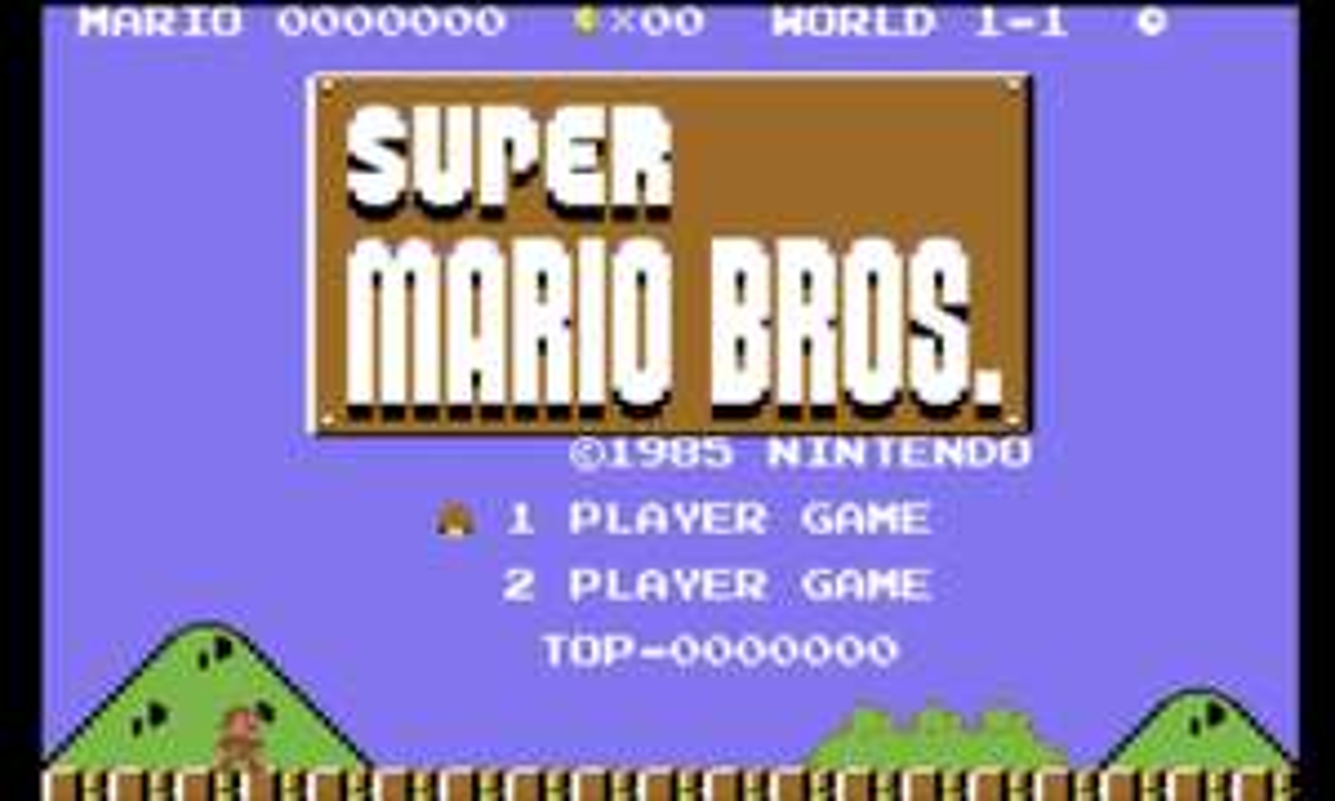 Super Mario Bros. 64 für C64 (Mini) oder Software-Emulator [Retro Freebie]