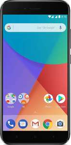 Amazon Warehouse: Xiaomi Mi A1 (5,5 Zoll Full HD, Dual Sim, 4/64GB, Android 9) in schwarz ab Zustand gut für 105,98€