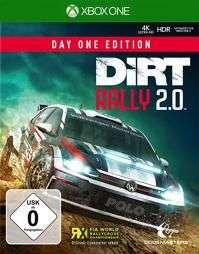 Dirt Rally 2.0 Day One Edition (Xbox One) [Netgames]