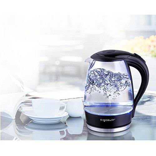 Wasserkocher 2200 Watt (1,7 Liter) Prime - Amazon