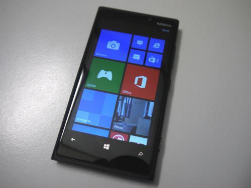 Nokia Lumia 920 Schwarz für 578,02€ @MeinPaket.de mit 12% Gutschein