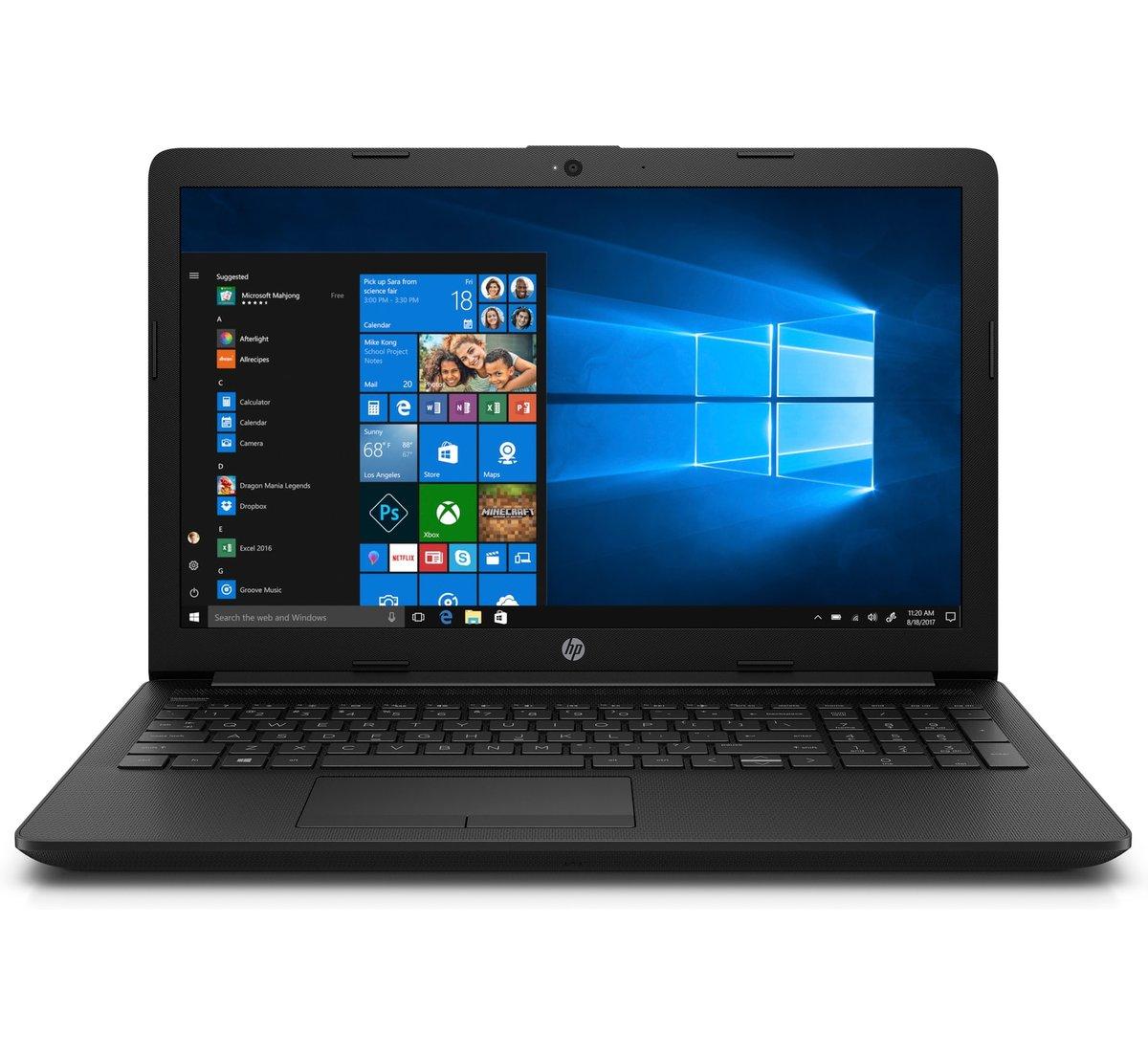 15,6 Zoll HP Notebook mit Ryzen 3 und SSD zu attraktiven Preis