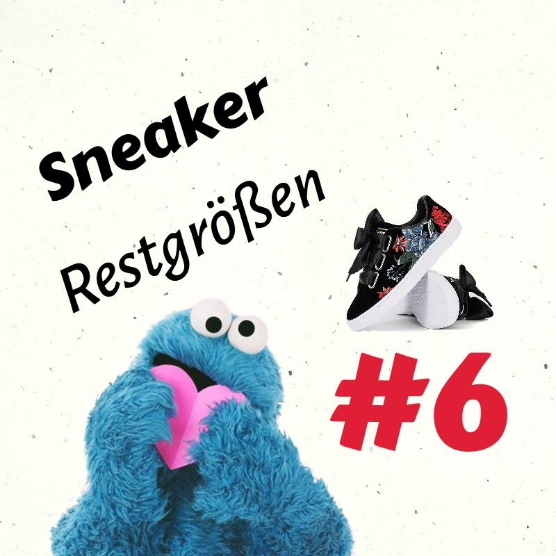 [Sammeldeal] Sneaker Restgrößen #6 z.B. mit Puma Basket Heart ab 31,95€ inkl. Versand !
