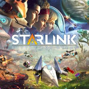 Starlink: Battle for Atlas für Nintendo Switch (digitale Version) Nintendo eshop -69%