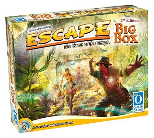 Escape Big Box Brettspiel (2nd Edition)