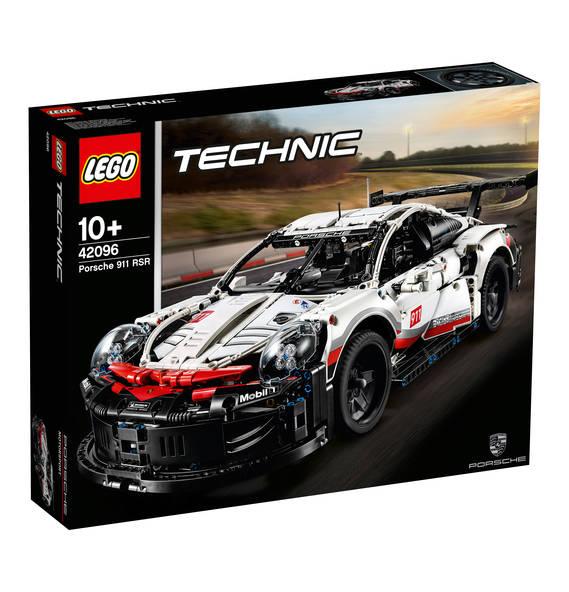 LEGO Technic Porsche 911 RSR 42096 Bei Kaufhof & Amazon im Angebot