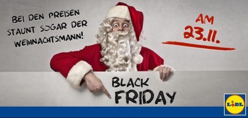 Black Friday im Lidl Online Shop