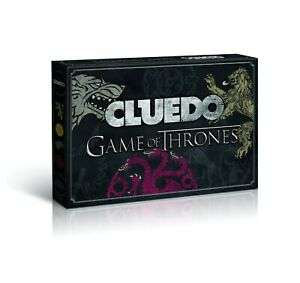eBay WOW: Cluedo Game of Thrones 27,99 Euro / Risiko Game of Thrones 34,99 Euro