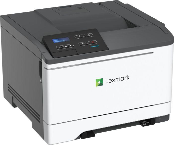 Farblaserdrucker Lexmark C2325dw (A4, 23/23 S/min, 250 Blatt, Duplex, LAN, WLAN, USB 2.0, mobiler Druck, teure Toner)