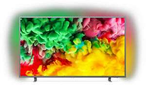 Philips 43PUS6703 (43 Zoll) LED-Fernseher (Ambilight, 4K Ultra HD, Triple Tuner, Smart TV) [Energieklasse A]