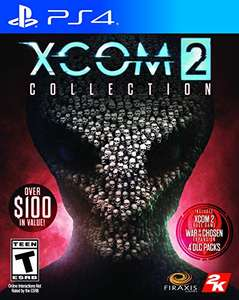 XCOM 2 Collection inkl. War of the Chosen DLC (PS4) für 22,41€ (Amazon US)