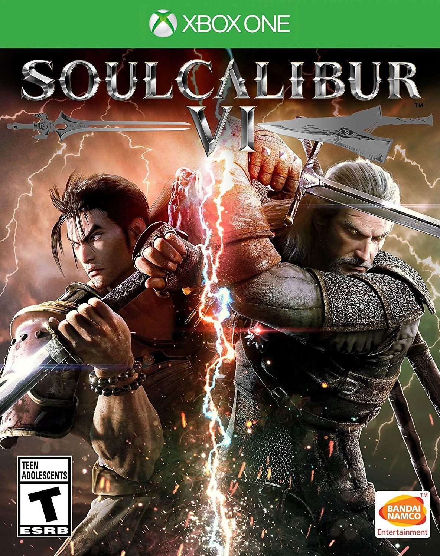 SoulCalibur VI (Xbox One) für 22,36€ (Amazon US)