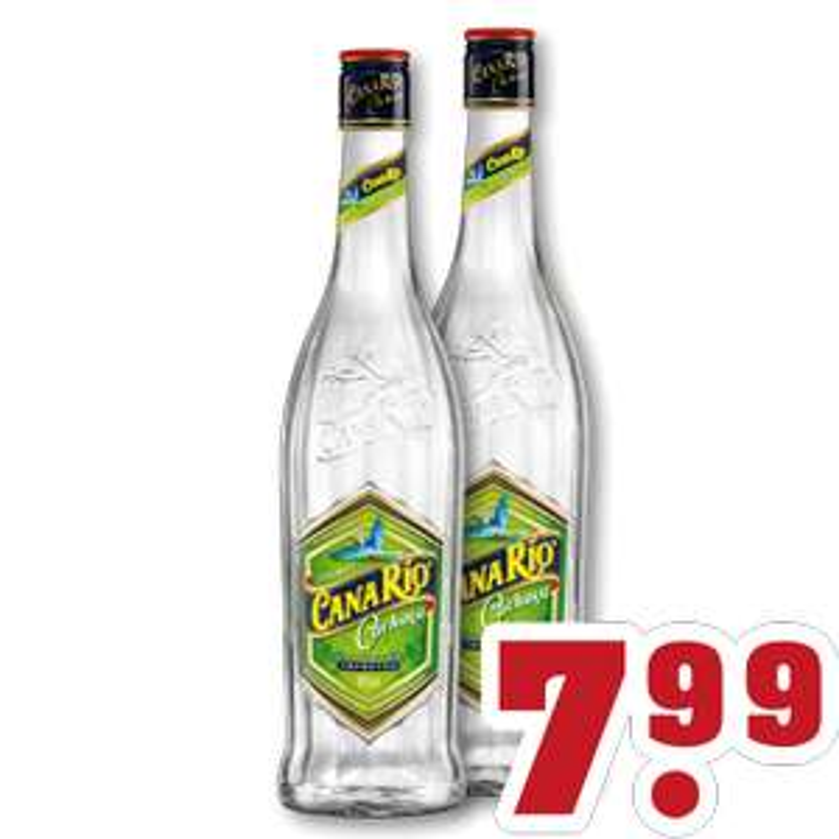 [Trinkgut] CanaRio Cachaca - günstiger und besser als Pitú