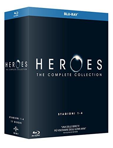 Heroes - Die komplette Serie Blu-ray Gesamtbox  für 23,07€ inkl. Versand [Amazon.es]