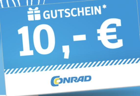 10€ Rabatt ab 79€ bei Conrad - im Onlineshop und in der Filiale