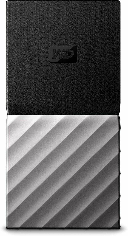 Western Digital My Passport externe SSD - 1TB, USB C / 3.1, 256-Bit AES (Amazon.es)