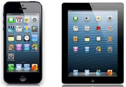 Apple iPhone 5 + iPad 4 16GB WiFi mit Telekom Special Complete für 495€ effektiv 8,78
