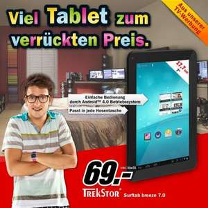 MediaMarkt Trekstor Surftab Breeze 7,0