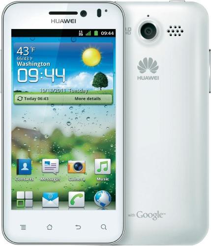 Huawei Honour White U8860 für 198,74 € (Amazon 225,89)
