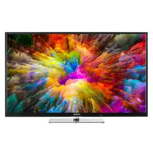 "MEDION LIFE X15504 Smart-TV, 138,8 cm (55"") Ultra HD, HDR, Dolby Vision, Netflix, Amazon Prime, Bluetooth, DTS HD, HD Triple Tuner, CI+"