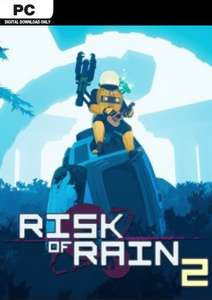 Risk of Rain 2 (Steam) für 11,39€ (CDKeys)