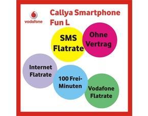 GRATIS 3 Monate lang mtl. 100 Freiminuten + Internetflat + SMS Flat & Vodafone Flat ( Prepaid Karte)