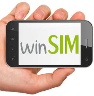 Monatlich kündbare winSIM Tarife ohne Anschlussgebühr: z.B. 3GB LTE (7,99€) oder 5GB LTE (12,99€) im Telefonica-Netz