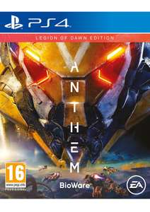 Anthem: Legion of Dawn Edition (PS4) für 43,07€ (SimplyGames)