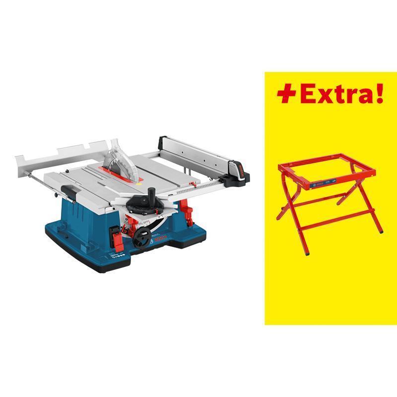 Bosch Tischsäge Tischkreissäge GTS 10 XC mit Maschinenständer GTA 6000 [Ebay]