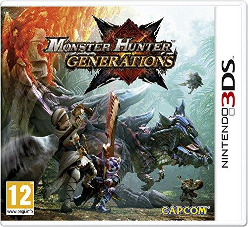 Monster Hunter: Generations (3DS) für 8,94€ (Amazon FR)