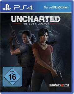 Uncharted: The Lost Legacy (PS4) für 14,99€ (Otto)