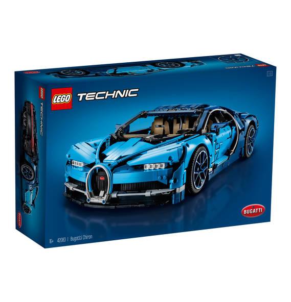Galeria Kaufhof LEGO Bugatti Chiron 42083