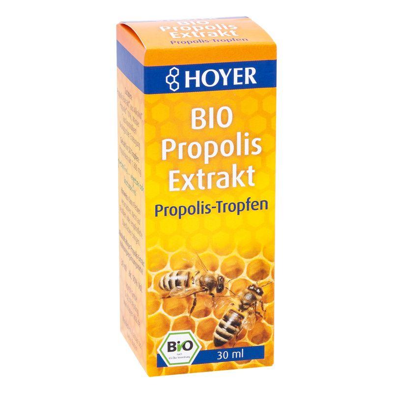 Hoyer Propolis Extrakt Bio Tropfen