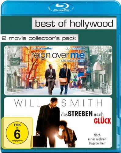 Das Streben nach Glück + Reign over me (2x Blu-ray) für 7,08€ (Amazon Prime)