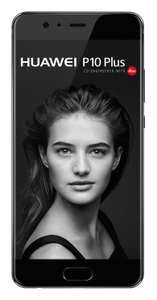 Huawei P10 Plus Smartphone 13,97 cm (5,5 Zoll) 64 GB schwarz (Android 9)