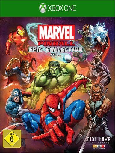 Marvel Pinball: Epic Collection Vol. 1 (Xbox One) für 12,99€ (Otto)
