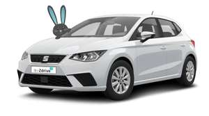[all inclusiv Leasing] like2drive Seat Ibiza Style 1.0 EcoTSI 70 kW (95 PS)  199€/mtl.