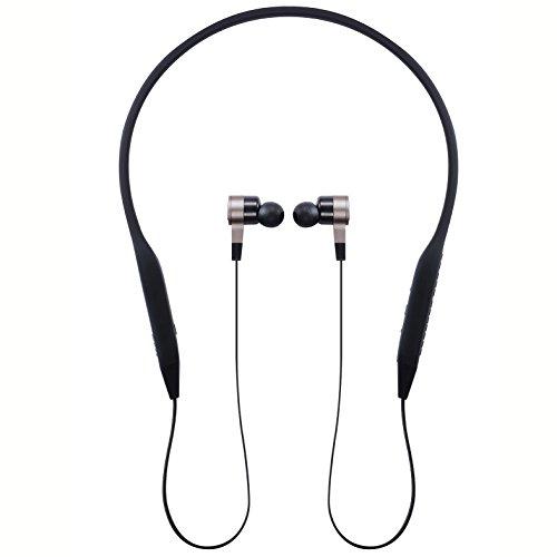 KEF MOTION ONE - Bluetooth In-Ear Kopfhörer im Porsche Design, Titanium [Amazon]